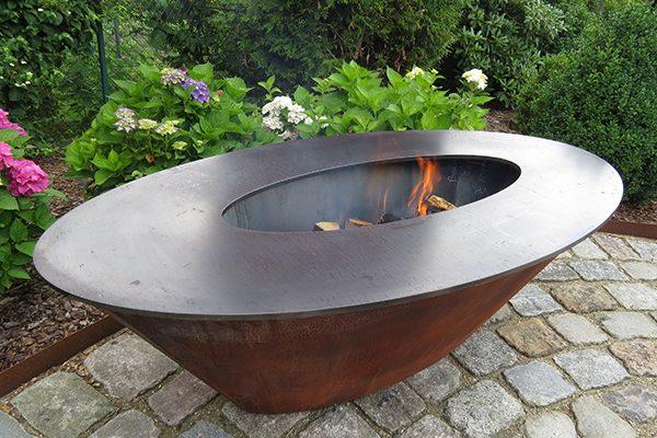 Edel und Garten Feuerschalen - Modell 3